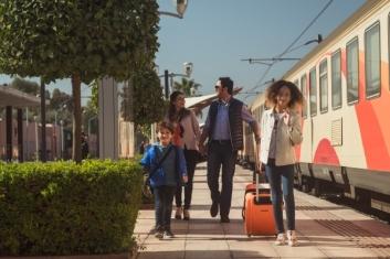 المكتب الوطني للسكك الحديدية يضع برنامجا خاصا بمناسبة العطلة المدرسية ويذكر باتباع   قواعد للسفر بأثمنة منخفضة