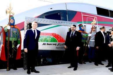 Le Train à Grande Vitesse 'Al Boraq', le projet d'une nouvelle ère