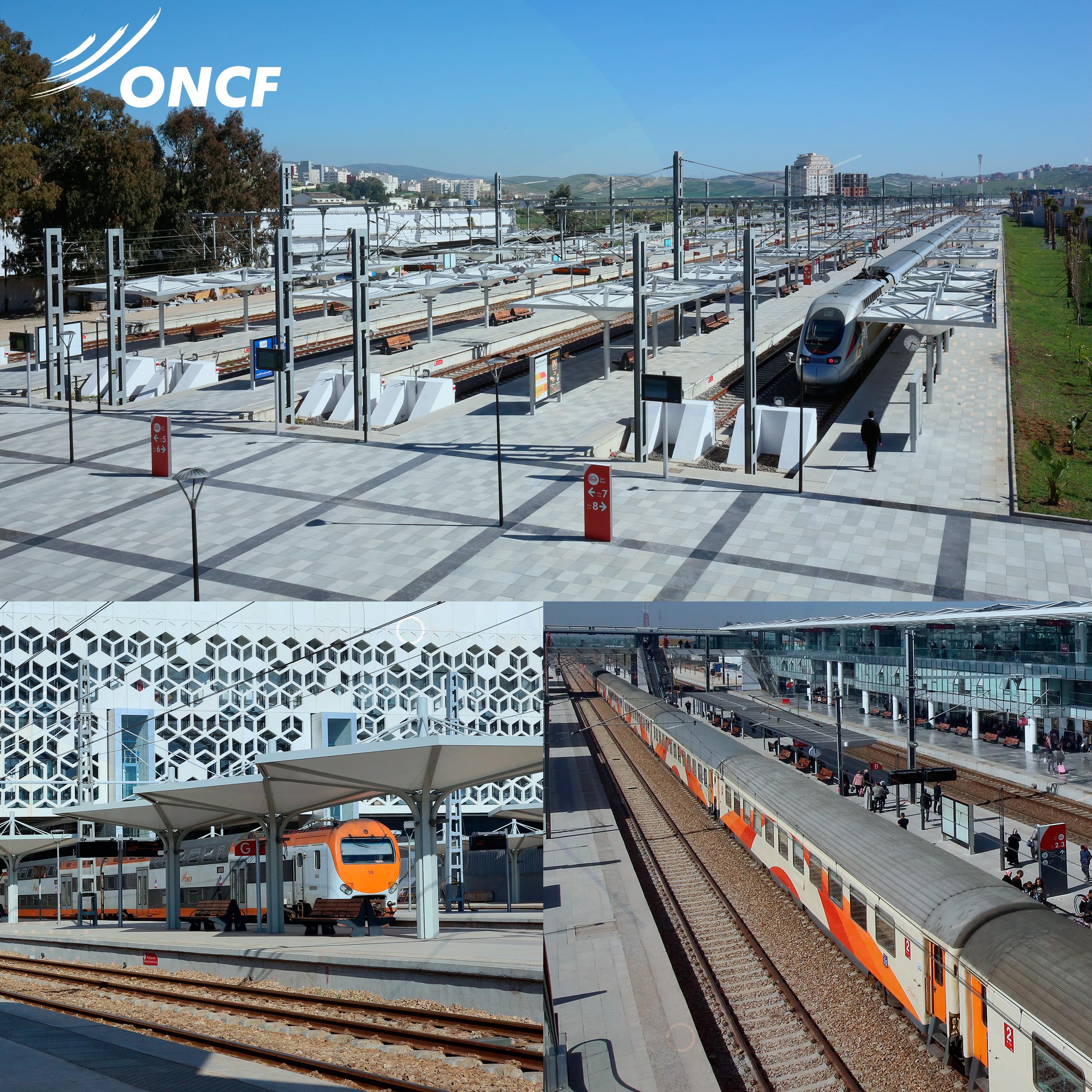 الاستئناف التدريجي لحركة سير قطارات البراق والأطلس في احترام لتدابير السلامة الصحية